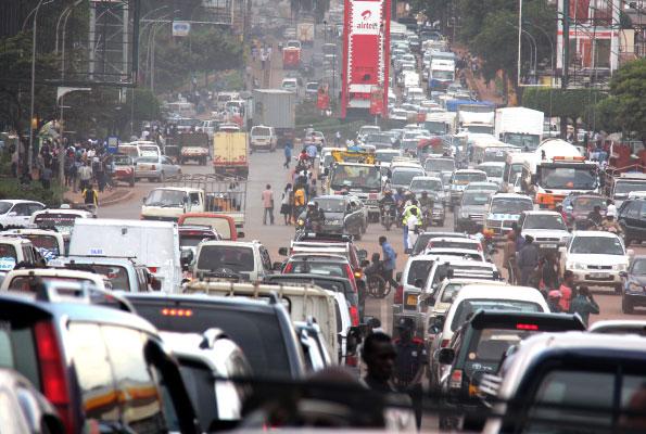 Kla Traffice